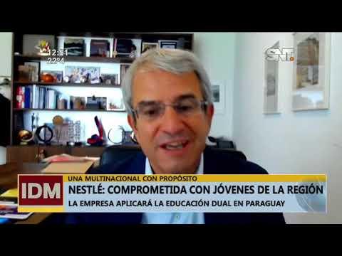 Nestlé: Comprometida con los jóvenes de la Región