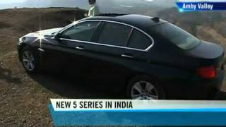 The New BMW 5 Series- Exterior
