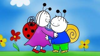 Bogyó és Babóca: A barátság