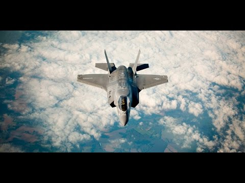 F-35B Heads to Iwakuni, Japan
