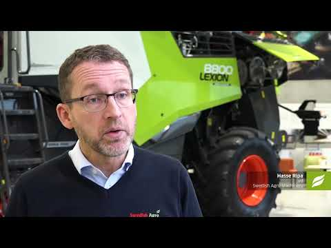 Swedish Agro Machinerys vd summerar 2020