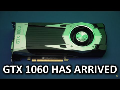 Nvidia GTX 1060 Review - RX 480 Killer?
