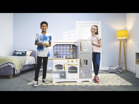 very.co.uk & Very Promo Code video: Mosaic Magnetic Play Kitchen | Very Toy Team