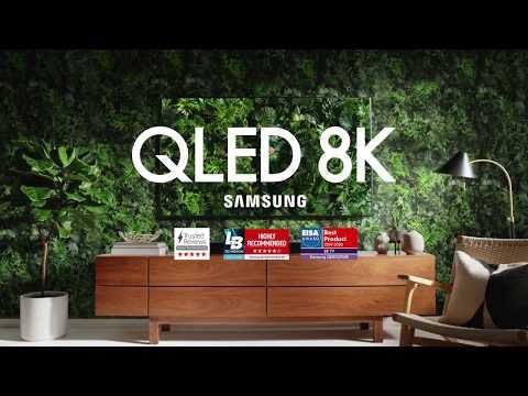 Samsung QLED er skabt til at passe harmonisk ind i dit hjem