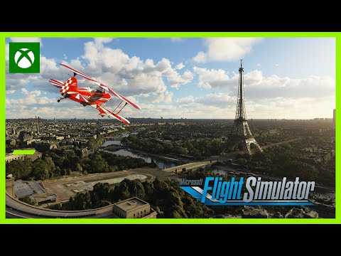 Microsoft Flight Simulator - Trailer de la mise à jour monde Pays-Bas, Belgique, Luxembourg & France