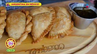 Lo mejor de la comida argentina sin salir de México | Sale el Sol