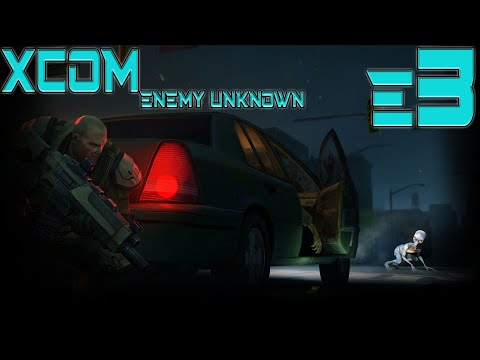XCOM Enemy Unknown (Full DLC)   E3