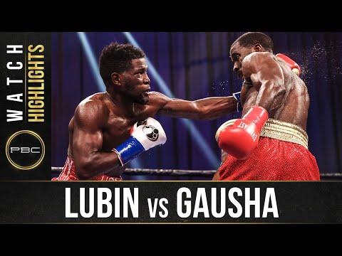 Lubin Vs Gausha HIGHLIGHTS: September 19, 2020 | PBC on SHOWTIME