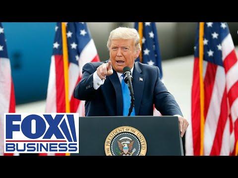 LIVE: Trump delivers campaign remarks in Michigan