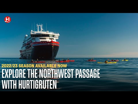 New Northwest Passage Sailings Available