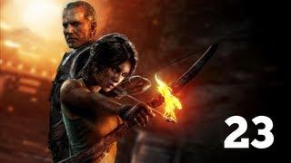 Прохождение Tomb Raider — Часть 23: Затопленный тайник