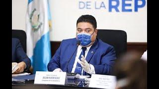 Presidente del Congreso de la República mostró mejoría en salud
