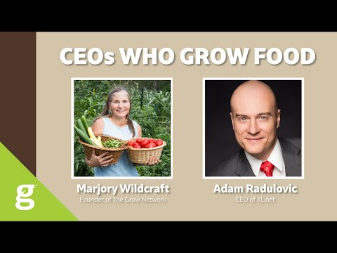 CEO'S Who Grow Food: Spotlight on Adam Radulovic