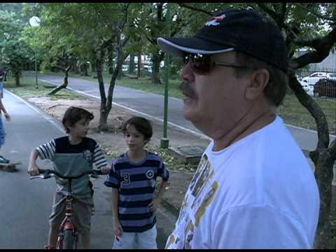 Voc� gosta de andar de bicicleta?