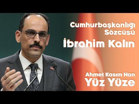 Prof. Dr. Ahmet Kasım Han ile Yüz Yüze - 9 Temmuz 2020 - İbrahim Kalın