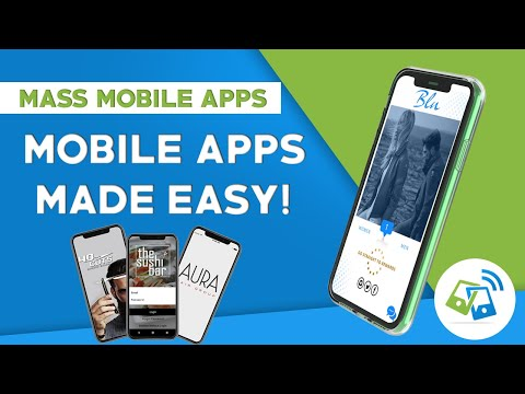 Mass Mobile Apps Presents Custom Loyalty Apps in Toronto