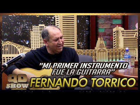 Fernando Torrico - Mi primer instrumento fue la guitarra