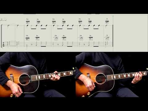 Guitar TAB : A Taste Of Honey  - The Beatles