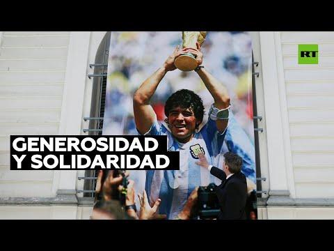 Experto: Diego ha marcado un antes y un después en la historia del fútbol