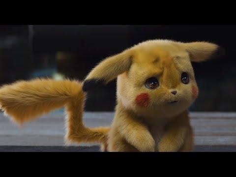 Pokémon: Detective Pikachu - Trailer español (HD)