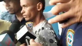 Acusado de asesinar a niña de Santiago pide perdón a familiares
