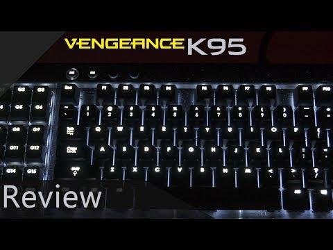 Review - Corsair Vengeance K95