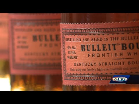 Bulleit Bourbon distillery tours to start next week