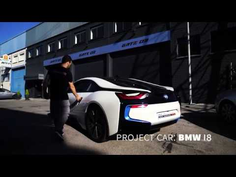 BMW i8 Remap Stage 1 By BR-Performance