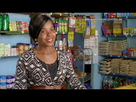 Kurzdoku | Ehemaliges SOS-Kind ist heute erfolgreiche Geschäftsfrau
