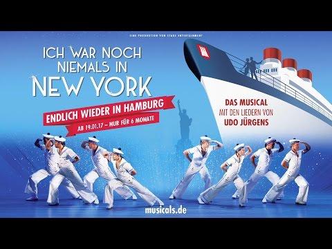 ICH WAR NOCH NIEMALS IN NEW YORK - Szenen aus dem Musical