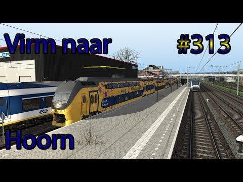 Met de Virm naar Hoorn - Train Simulator 2017 #313