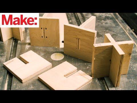 Skillbuilder: Design for CNC Joinery