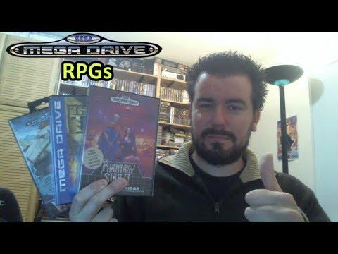 JUEGOS DE ROL PARA MEGADRIVE / GENESIS RPGs