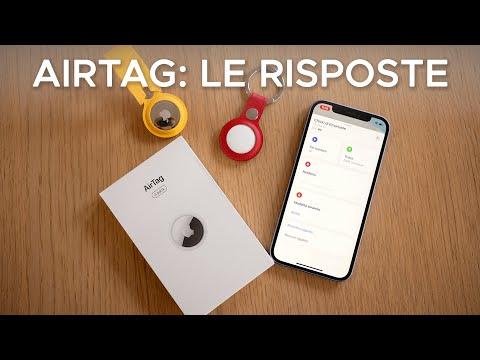 Apple AIRTAG: tutte le risposte che cerc …