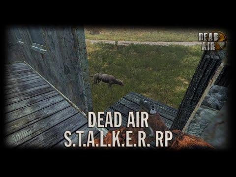 S.T.A.L.K.E.R Dead Air RP [DayZ]   День 15 (Одна в зоне)