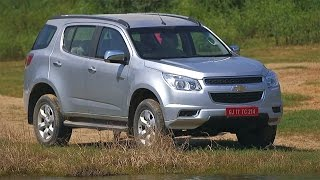 Chevrolet Trailblazer :: WalkAround video :: ZigWheels