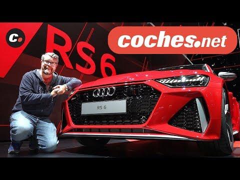 Audi RS 6 Avant y RS 7 Sportback 2020   Salón de Frankfurt IAA en español   coches.net