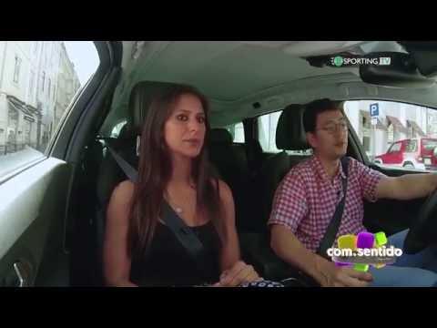 Bruno Ferreira no Com.Sentido - Sporting TV