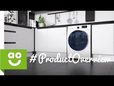 Samsung Washer Dryer WD80K5410OW Product Overview   ao.com