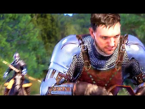 KINGDOM COME: DELIVERANCE Final Trailer (2018) PS4 / Xbox One / PC