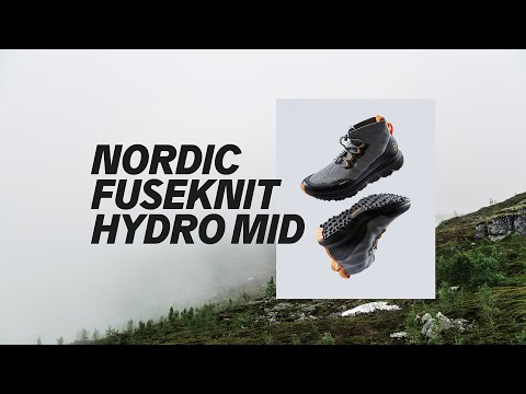 When the road ends the fun begins - Nordic Fuseknit-series