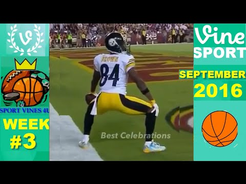 Best Sports Vines 2016   SEPTEMBER   WEEK 2 & 3 Poster