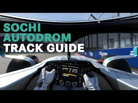 How to Master Russia's Sochi Autodrom