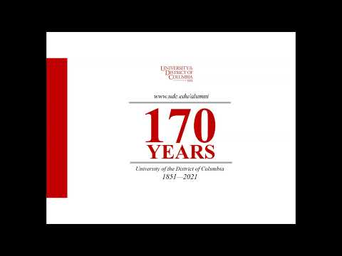 UDCNAS Alumni Meeting June 7, 2021