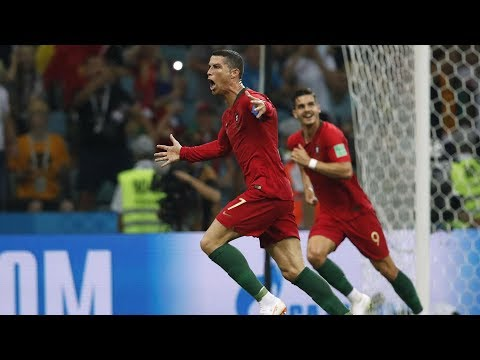 Spain 3-3 Portugal | Cristiano Ronaldo Bags Hat-trick In Dramatic Draw | #FDReacts