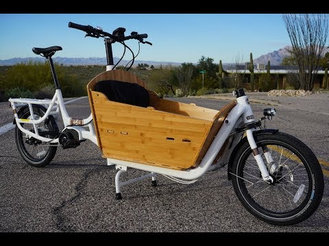 Yuba Electric Supermarché Front Loader Cargo Bike Review | Electric Bike Report