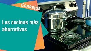 ¿Cuáles cocinas gastan más electricidad
