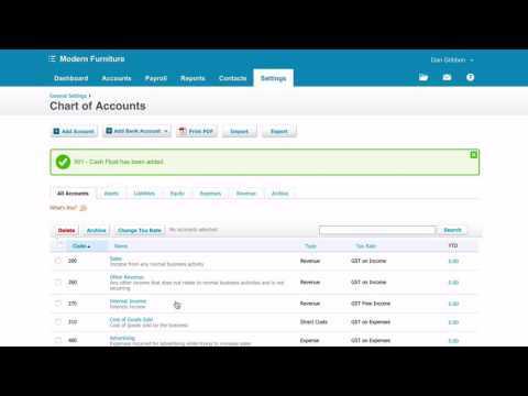 Cash Management with the Vend Xero Integration | XEI100.005