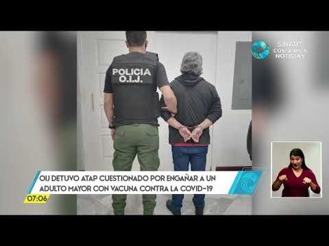 Costa Rica Noticias - Estelar Viernes 30 Mayo 2021
