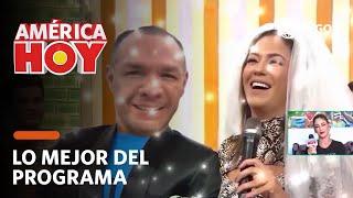 América Hoy: Jackson Mora dio detalles inéditos de su relación con Tilsa Lozano (HOY)